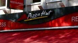 Pizza Hut Neueröffnung 2012 - 5VIER