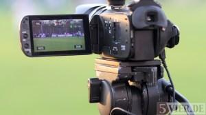 SG Ruwertal gegen SG Schoden/Ockfen/Irsch, Kamera, Video 5vier-TV, Bezirksliga West, Foto: Anna Lena Grasmück - 5VIER