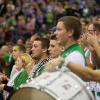 TBB Trier, Fans. Foto: Thewalt - 5VIER