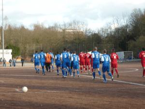 Topspiel, VFL trier SpVgg Trier  Jan Kowalski 25.11.2012