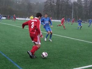 SG Ralingen gegen SG Osburg