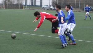 SV Krettnach gegen SG Osburg