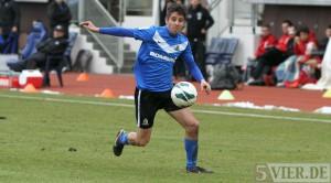 Christoph Anton hat durch seinen Treffer gegen Homburg neue Leichtigkeit gewonnen (Foto: 5vier.de)