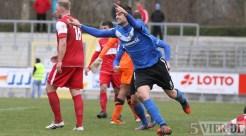 20130310 Worms - Eintracht Trier, Regionalliga Suedwest, Klinger, Foto: www.5vier.de - 5VIER