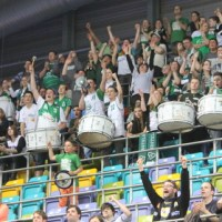 TBB Trier, Fans. Foto: Lisa Löwe - 5VIER