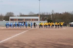 5vier Topspiel VFl Trier gegen SG Pallien