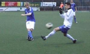 SV Mehring II gegen SG Osburg