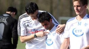 Darf Mehring daheim wieder jubeln? Der SV ist zu Hause seit drei Spielen unbesiegt. (Foto: Sebastian Schwarz) - 5VIER