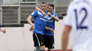 Eintracht Trier - FC Bayern Alzenau