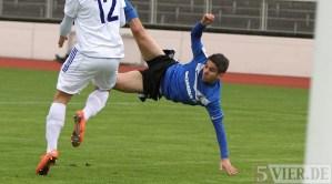 20130420 Eintracht Trier - FC Bayern Alzenau, Anton, Regionalliga Suedwest, Foto: www.5vier.de - 5VIER