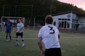Kein guter Start für Dörbachs neuen Trainer.