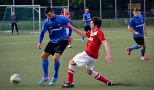 Morbach tritt am 29. Spieltag auf den FC Karbach (Foto: 5vier-Archiv)