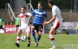 Eintracht Trier gegen Großaspach, Regionalliga Südwest, Foto: www.5vier.de Alon Abelski - 5VIER