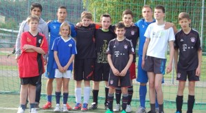 Eintracht Trier, Trainingseinheit, Lebenshilfe.  - 5VIER