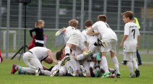 Porta-Nigra-Cup, Eintracht Trier, Jugend, Jugendfußball: Foto: Sebastian Schwarz