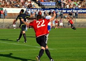 """Oberliga: Salmrohr will ersten Heimsieg, Mehring """"die Null halten"""" – Vorschau"""