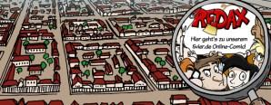 """""""Vor dem Spiel"""" – Folge 91 unseres REDAX-Comics ist online"""