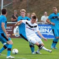 20130729 Testspiel Hauenstein - Eintracht Trier, Cuntz, Foto: 5vier.de - 5VIER