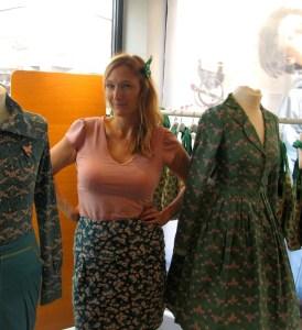 Designerin Karin Ziegler