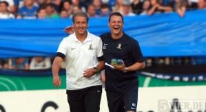 20130803 DFB-Pokal Eintracht Trier - 1.FC Koeln, Seitz, Thoemmes, Foto: www.5vier.de - 5VIER