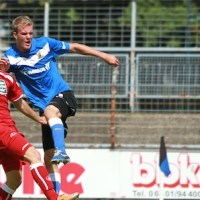 20130817 Eintracht Trier - Kaiserslautern II, Buchner, Foto: 5vier.de - 5VIER