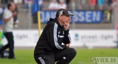 """""""Ich denke, dass wir mit Herrn Rubeck einen super Trainer haben"""", so Sautner."""