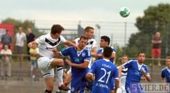 20130811 Zweibruecken - Eintracht Trier, Regionalliga Suedwest, Tor durch Zittlau, Foto: www.5vier.de - 5VIER