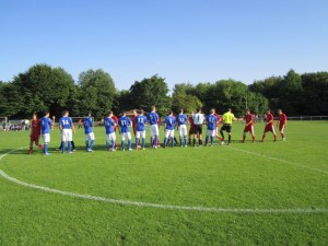 Rheinlandpokal, 1. Runde: SV Leiwen - FSV Tarforst Saison 2013/14 - 5VIER