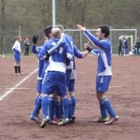 Der SV Leiwen konnte nach drei sieglosen Spielen endlich wieder jubeln (Foto: Torsten Franken) - 5VIER