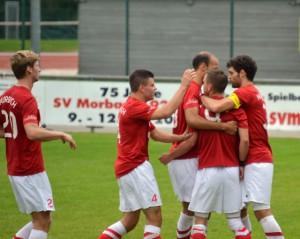 Morbach möchte in den Relegationsspielen den Aufstieg in die Oberliga perfekt machen.