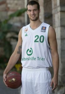 Andreas Wenzl, TBB Trier
