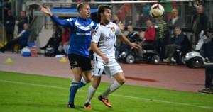 Eintracht Trier-SG Sonnenhof Großaspach