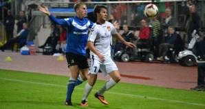 Eintracht Trier-SG Sonnenhof Großaspach - 5VIER