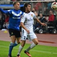 Marco Quotschalla, Eintracht Trier-SG Sonnenhof Großaspach - 5VIER