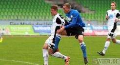 20131012 SSV Ulm - Eintracht Trier, Regionalliga Suedwest, Marco Quotschalla, Foto:www.5vier.de - 5VIER