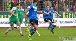 20131110 Eintracht Trier - FC Homburg, Regionalliga Suedwest, Foto: www.5vier.de - 5VIER