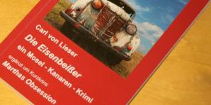 """Buch """"Die Eisenbeißer"""""""