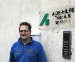 Bernd Geller, AIDS-Hilfe Trier e.V. (Foto: 5vier.de)