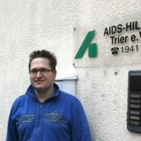 Bernd Geller, AIDS-Hilfe Trier e.V. (Foto: 5vier.de) - 5VIER