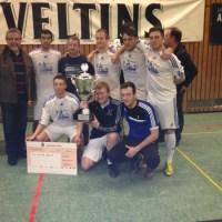 Veltins-Cup 2014: Sieger TuS Mosella Schweich Foto: Benedikt Rupp - 5VIER