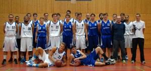 Basketball Regionalliga Herren TBB Trier/MJC Trier