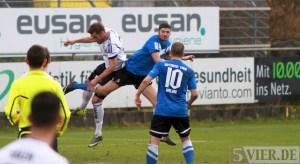 Testspiel SV Elversberg - Eintracht Trier