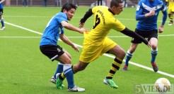 20140215 Testspiel Neunkirchen - Eintracht Trier, Asaeda, Foto: 5vier.de - 5VIER