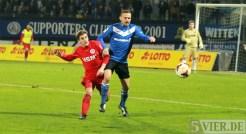 20140307 Eintracht Trier - SC Pfullendorf, Regionalliga Suedwest, Kushtrim Lushatku, Foto: www.5vier.de - 5VIER