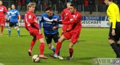 20140307 Eintracht Trier - SC Pfullendorf, Regionalliga Suedwest, Matthias Cuntz, Foto: www.5vier.de - 5VIER