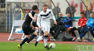 20140416 TuS Koblenz - Eintracht Trier, Regionalliga Suedwest, Foto: www.5vier.de - 5VIER