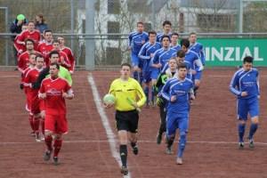 Ruwertal gegen Binsfeld zum Rückrundenauftakt - 5VIER