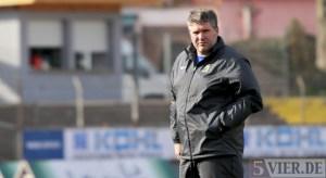 Erstes Training neuer Coach bei Eintracht Trier - 5VIER