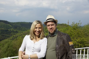 Betreiber Ehepaar Monika und Frank Urbanek. Foto Lars Eggers