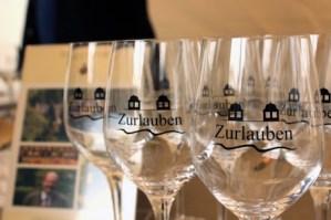 Ankündigung Zurlaubener Weinfrühlingsfest - 5VIER